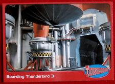 THUNDERBIRDS - Boarding Thunderbird 3 - Card #19 - Cards Inc 2001