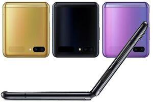 Samsung Galaxy Z Flip 256GB Foldable Smartphone SM-F700N Factory Unlocked New