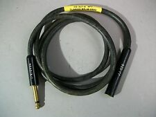 Military 4ft. Cable Assembly CD-307-A with M642/4-1 and MC42-4-1 connectors New