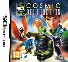 Nintendo DS - Ben 10 Ultimate Alien Cosmic Destr.ITA