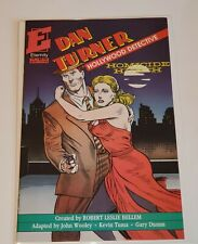 Dan Turner Hollywood Detective Homicide Hunch #1  (Eternity 1991)  Very Fine