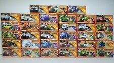 NICE LOT OF 33 MATCHBOX POWER GRABS ~ ALL DIFFERENT ~ BANANA, HARDBODY, CIVIC