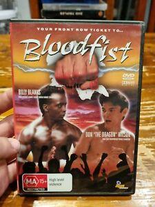 Bloodfist DVD (RARE)