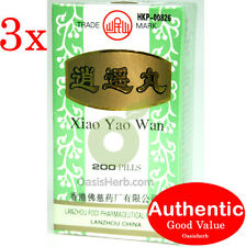 3X Min Shan Brand Xiao 逍遥丸 Yao Wan 200 pills (New!)