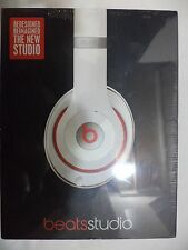 New & Factory Sealed Beats by Dr. Dre The New Studio Headband Headphones - White