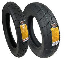 100/90-19 150/80-16 Motorcycle Tires Harley Set Front Rear Shinko Tour Master