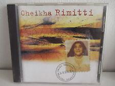 CHEIKHA RIMITTI Salam Maghreb 3252411400956 CD ALBUM