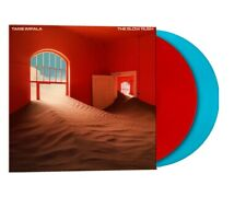 TAME IMPALA THE SLOW RUSH LIMITED EDITION RED AND BLUE VINYL