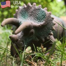 Triceratops Dinosaur Toy Model Christm 00006000 as Gift For Boy Kids Dinosaur World