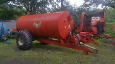 Slurry Tanker 2000 gal Muck Spreader.Water bowser.Self filling arm. Choice