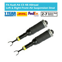 Pair Front Left and Right Air Suspension Spring Bag Strut Fit Audi A6 4Z7413032