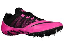 Nike Zoom Rival S 7 Women Track Field Spikes Shoes 615998 600 Pink Black Size 7