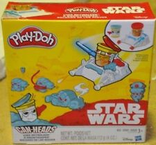Play-Doh Star Wars Luke Skywalker and Snowtrooper Can-Heads Kids Age 3+ Disney