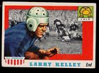 1955 Topps All American Football Card #26 Larry Kelley-Yale-