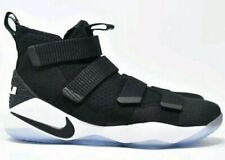 Nike LeBron Soldier XI 11 TB Promo Black Basketball Shoes 943155-003 Size 18
