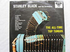 Stanley Black The All Time Top Tangos Lp