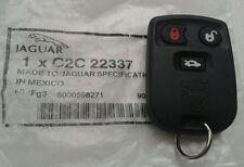Nuevo USA Spec Jaguar S-Tipo 3 Botón Remoto Llavero XR83-15K601-CA de bloqueo