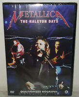 DVD METALLICA - HALCYON DAYS - NUOVO NEW