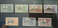 INDIA 1935 KGV SILVER JUBILEE COMMEMORATION COMPLETE SET  SG CAT VAL  £30  MNH