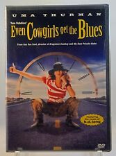 Even Cowgirls Get the Blues (DVD, 2004) - FACTORY SEALED