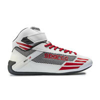 Sparco Mercury KB-3 Shoes - white- EUR 46 EU