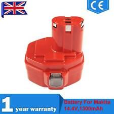 14.4V 1.3Ah Battery For MAKITA PA14 1420 Combi Drill Driver Cordless 14.4Volt UK