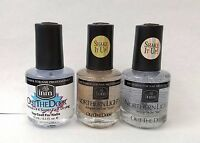 INM - Out The Door Northern Lights SILVER + GOLD + OTD TOP COAT .5oz/15mL