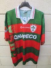 VINTAGE Maillot LUSA PORTUGUESA DE DESPORTOS n°10 jersey shirt trikot rare G L