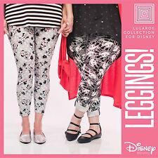 Disney Collection LuLaRoe Tall & Curvy Leggings Mystery TC NWT SAME DAY SHIP