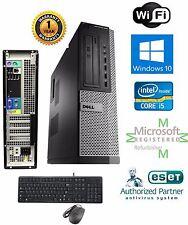 FAST Dell Optiplex PC DESKTOP i5 2500 Quad 3.3GHz 4GB 1TB Windows 10 Pro 64