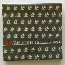 ANA Hotel Gold Coast 075591000 Matchbook (MK28)