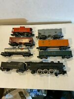 American Flyer 283 Steam Freight Set - 8pc