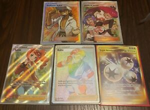 Mint to Playable 2 GX+150 Vintage /& 60 Total Holographic Cards 1250 Card lot