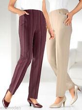 Bequem sitzende Damenhosen Hosengröße 48