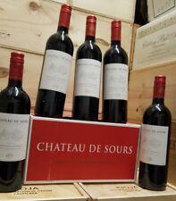 ein Grand Vin Knaller: 6x 0,75l Chateau de S.... Bordeaux superieur 2015 13% rot