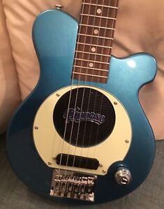 Pignose guitar Metallic Blue PGG-200 MBL