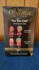 Chia Obama Determined Special Edition Collectible Presidential Chia Obama