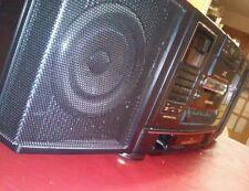 JVC PC-X200 CD TAPE 3D Hyper Bass Boombox/Ghetto Blaster worldwide AC 120 AC 220