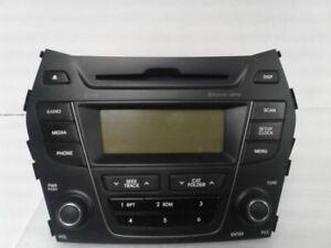 Audio Equipment Radio US Market Receiver SWB Sport Fits 13-14 SANTA FE 1198024