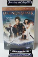 Legend of the Seeker: The Complete First Season (DVD, 2009) FREE SHIPPING!