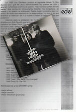 "THE GOO GOO DOLLS ""BLACK BALLOON"" CD MAXI+SPANISH PRESS DOSSIER / RZEZNIK -TAKAC"