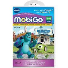 Monsters University VTech MobiGo Learning System - 4-6 Years Math & Spelling NIP