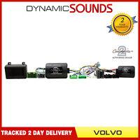 Xtrons Rear Parking Sensor Steering Wheel & Amp Bypass Kit for Volvo XC90 04-14
