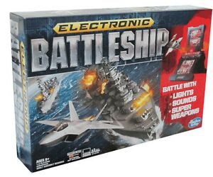 NEW Electronic Battleship With Lights And Sounds from Mr Toys