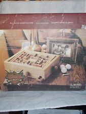 Old Century Classics TEE TIME GOLF Wooden Game of Skill New