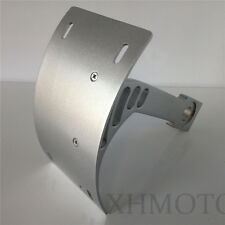 Billet Curved Mount License Plate Tag Holder Bracket for Yamaha V-Max 01 02 03