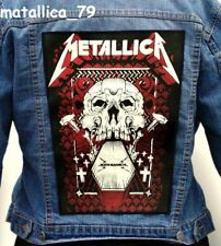 METALLICA  Back Patch Backpatch ekran vol.4 new