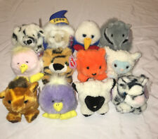 Lot Of 12 Puffkins Ginger Mystic Lizzy Tasha Bluebelle Antsy Patriot Cinder ++++