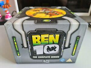 Ben 10 The Complete Series DVD 12 Disc Set Boxset