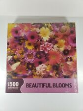 "Springbok Beautiful Blooms 1500 PIece Jigsaw Puzzle; 28.75"" x 36"""
